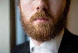 mond vrij bij baard