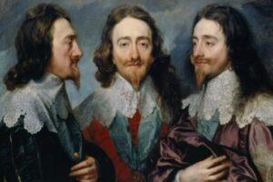Beroemde historische figuren met Van Dyke-baarden