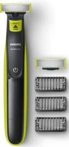 Philips OneBlade QP2520-30 - Trimmer scheerapparaat en styler