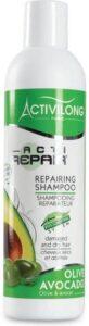 Activilong Actirepair Herstellende shampoo voor olijfolie en avocado 250 ml