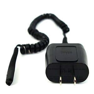 Braun Series 3 elektrisch scheerapparaat oplaadadapter en snoer