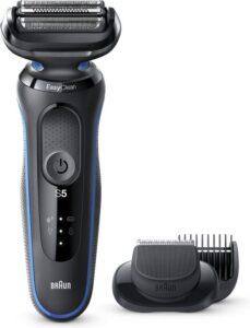 Braun Series 5 50-B1500s Elektrisch , Blauw