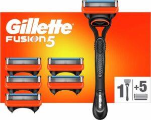 Gillette Fusion H+6