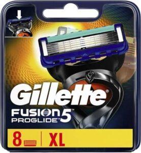 Gillette Fusion Proglide 8stuk(s) Mannen scheermesje