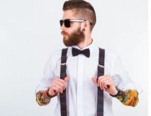 Hoe groei je een hipsterbaard