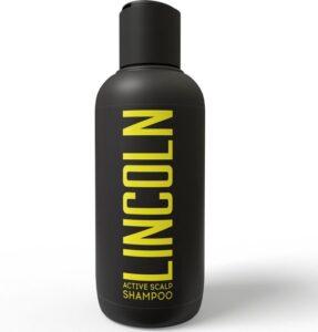 LINCOLN Anti Roos Shampoo Mannen 250ml