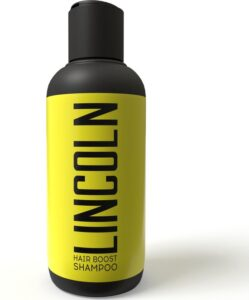 LINCOLN Hair Boost - Shampoo - Anti Haaruitval Shampoo met Coffeïne