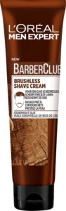 L'Oréal Paris Men Expert BarberClub Shave Cream - Beschermende Scheercrème - 150 ml