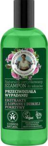 Natuurlijke haar shampoo tegen haaruitval 260ml
