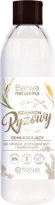 Natuurlijke rijstshampoo voor droog en verzwakt haar 300ml