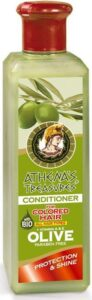 Pharmaid Athenas Treasures Natuurlijke Conditioner met olijfextracten voor gekleurd haar 250ml