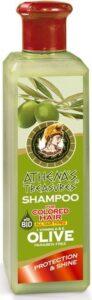 Pharmaid Athenas Treasures Natuurlijke Shampoo met olijfextracten voor gekleurd haar 250ml