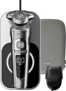 Philips Shaver S9000 Prestige SP9861-16 - Scheerapparaat - Lichtgrijs