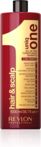 Revlon Professional Uniq One Hair & Scalp Conditioning Shampoo