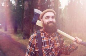 Wat betekent het om een houthakkersbaard te hebben