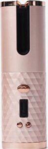GS - Krultang - Rose gold - Draadloos - Wireless USB oplaadbaar - Golvenkrultang