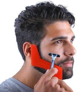 HMerch™ Baardvorm - Scheer baard altijd in juiste vorm