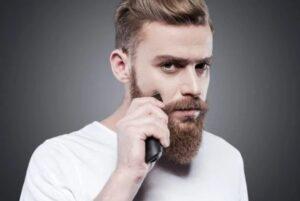 hoe een baard vervagen