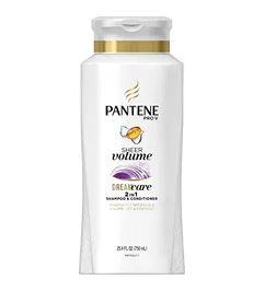 Pantene Pro-V Sheer Volume 2-In-1 Shampoo & Conditioner