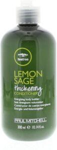 Paul Mitchell Tea Tree Lemon Sage verdikkende shampoo en conditioner set